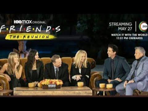 कैसी है FRIENDS: The Reunion की पहली झलक