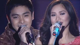 Sarah Geronimo reunites with Coco Martin on Sarah G. Live!