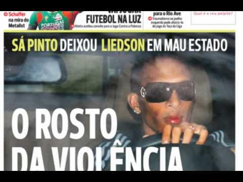 Circo de Alvalade - Sá Pinto VS Liedson (Toda a Verdade)