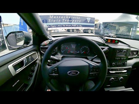 2020 Ford Police Interceptor Comparison - Test Drive by Tedward