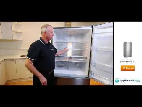 226 510l electrolux 3 door fridge ehe5167sb