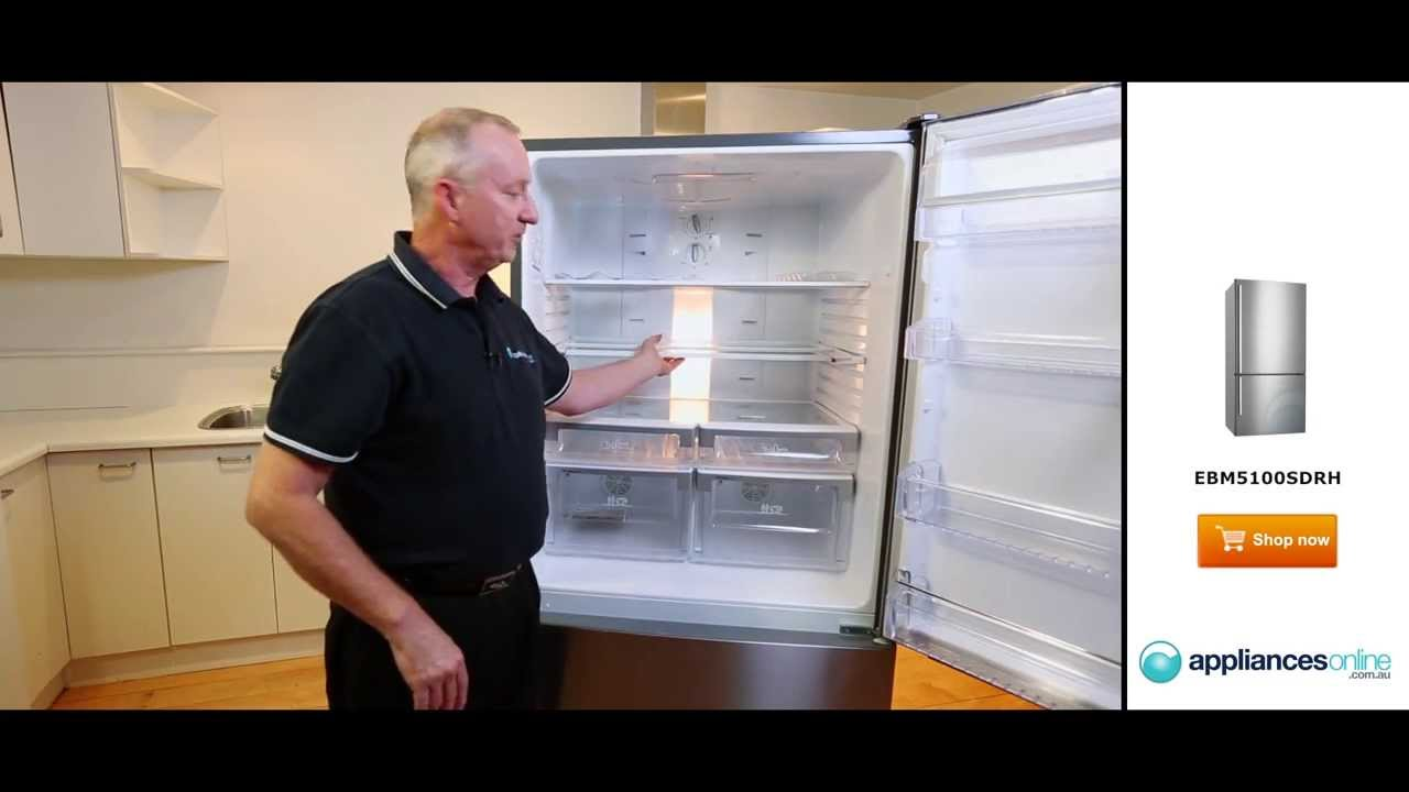 expert review of the 510l electrolux fridge ebm5100sdrh appliances online