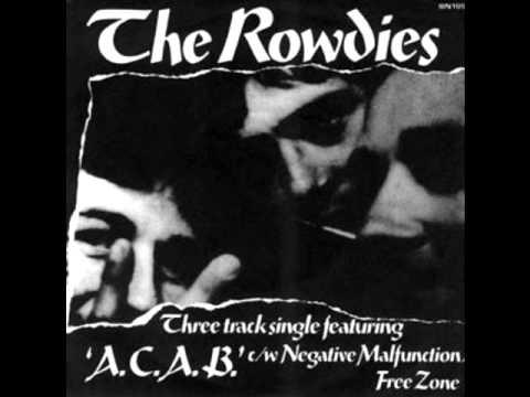 The Rowdies - A.C.A.B.