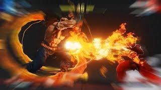 Street Fighter V AE Daigo Umehara (Sagat)