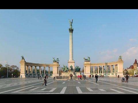 Heroes' Square, Budapest : EDC Gunner in Budapest
