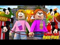 Roblox Roleplay Outing- Molly And Daisy Go To Disneyland!