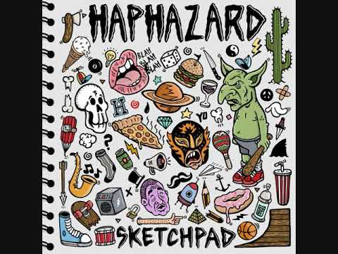 Haphazard - Sketchpad (full album)[Jazz Fusion][New Zealand, 2017]