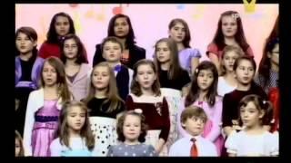 Gala Vreau sa Cant 2012-Ca sunt mic