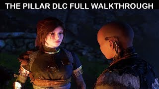 Shadow of the Tomb Raider The Pillar DLC Walkthrough - No Commentary