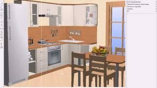 Прием заказа на кухню. К3-Мебель 7.1. (часть 4)