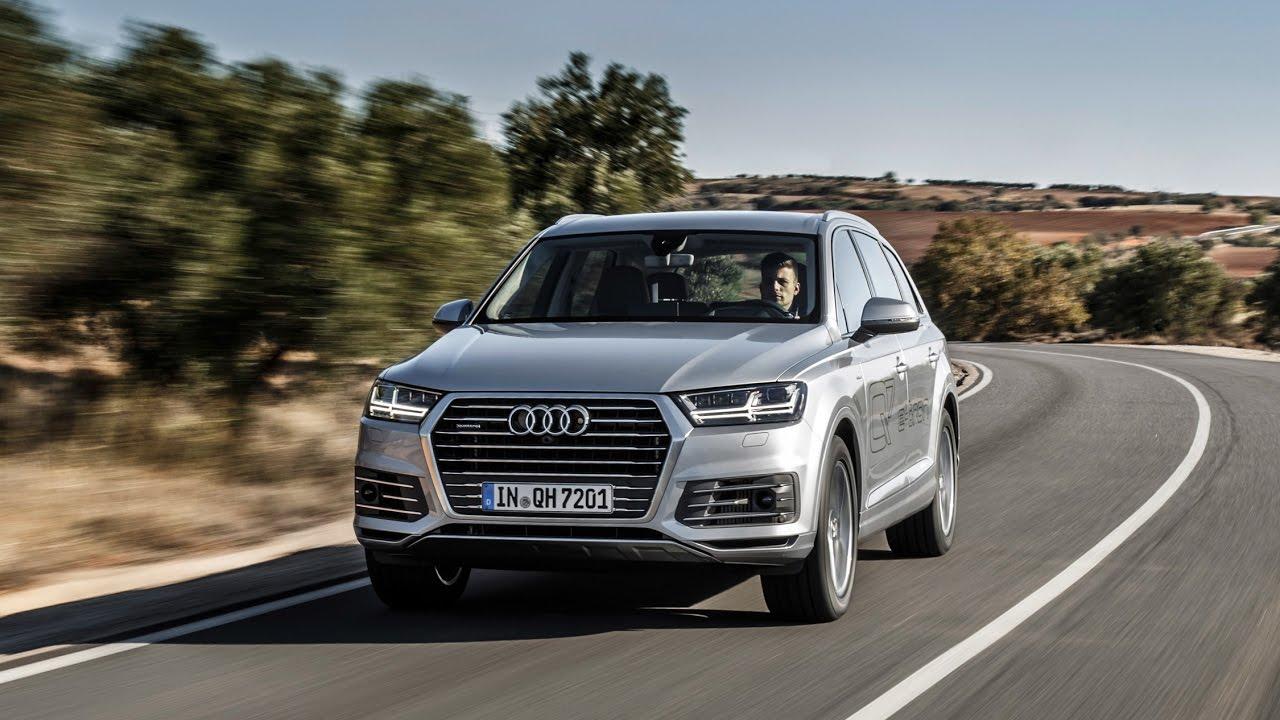 2017 Audi Q7 E Tron Tdi Plug In Hybrid Performence