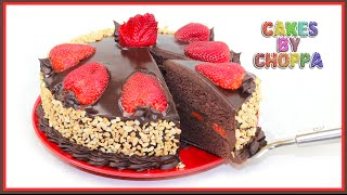 Devils Food Cake Recipe | CakesByChoppA