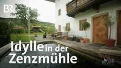 Höfe in Bayern: Maximilian Brückner entdeckt mit seiner Familie die Zenzmühle | Wir in Bayern |BR