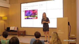 WITechRev Meetup: Natalie Pankova - Owning your Genome with Blockchain Technology