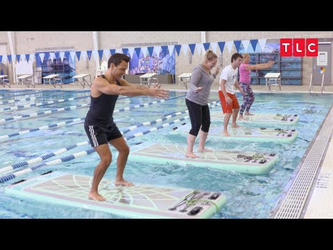 This Bride Is Going To Aquatic Boot Camp To Get Fit For Her Wedding