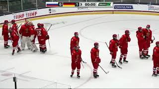 🇷🇺 💪🏼 Россия обыгрывает Германию 6:1 на чемпионате мира