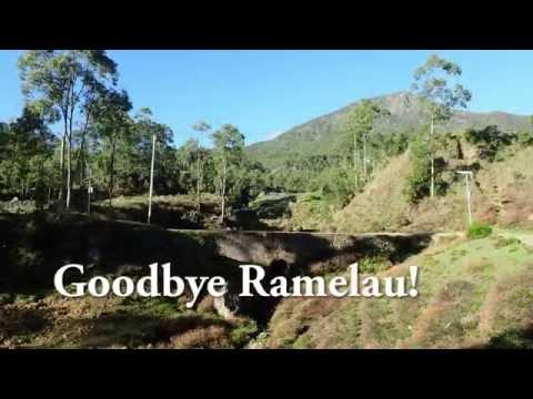 Motorbike trip to Ramelau - climbing the highest mountain in East Timor