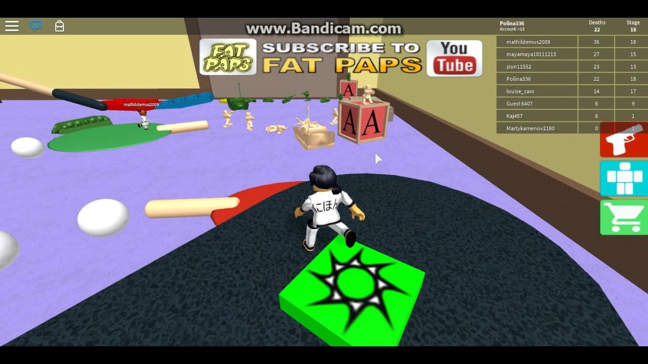 Roblox Igra Ninja Training Obby Read Desc Chast 2 Youtube