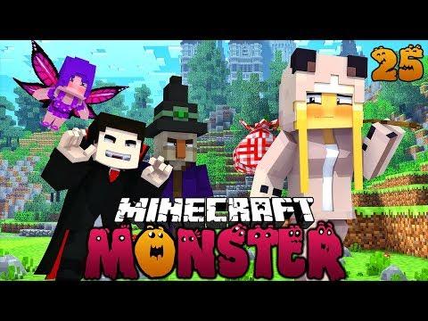 AUSZUG AUS DER MONSTER STADT! ✿ Minecraft MONSTER #25 [Deutsch/HD]