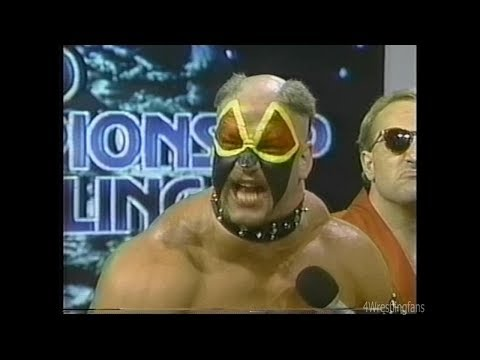 NWA World Championship Wrestling 9/21/85