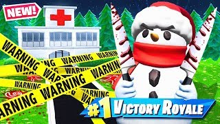 HOSPITAL Murder MYSTERY *NEW* Game Mode in Fortnite Battle Royale