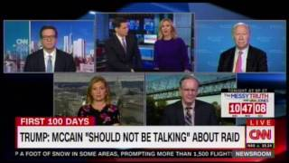 Professor Stephen M. Griffin on CNN Newsroom Feb. 9, 2017