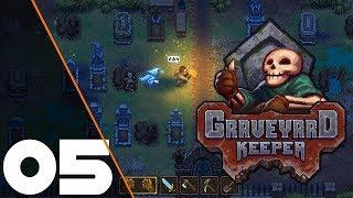 GamePlay: GraveYard Keeper #5