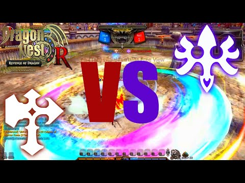 Dragon Nest : PVP Lv 95 2019  Destroyer VS Flurry #45