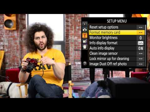 Nikon D3300 Users Guide