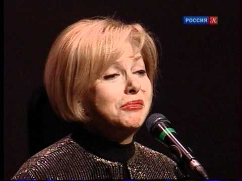 Татьяна Никитина - Заезжий музыкант Окуджава.