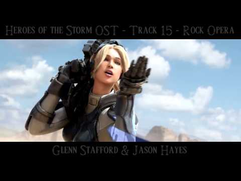 Heroes of the Storm OST: 15 - Rock Opera