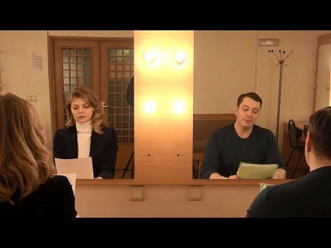 Актеры МХТ им. А.П.Чехова читают произведения современных писателей.