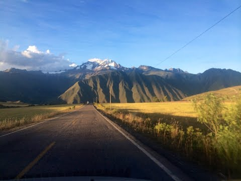 Peru - Classic Car Journeys