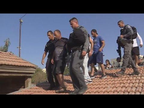 Jerusalem eviction