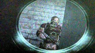 Stalker Зов Припяти - снять наёмников гаусской(, 2011-05-03T20:27:34.000Z)