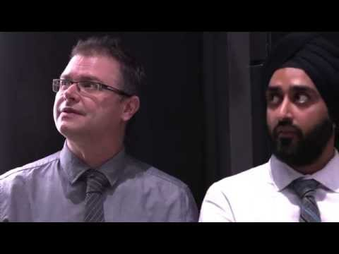 Drs. Sean Doran and Gurinder Sangha: Deliveries (of not pizza) in the emergency department