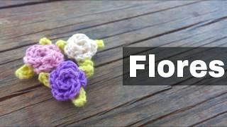 Flores pequeñas en 5 minutos