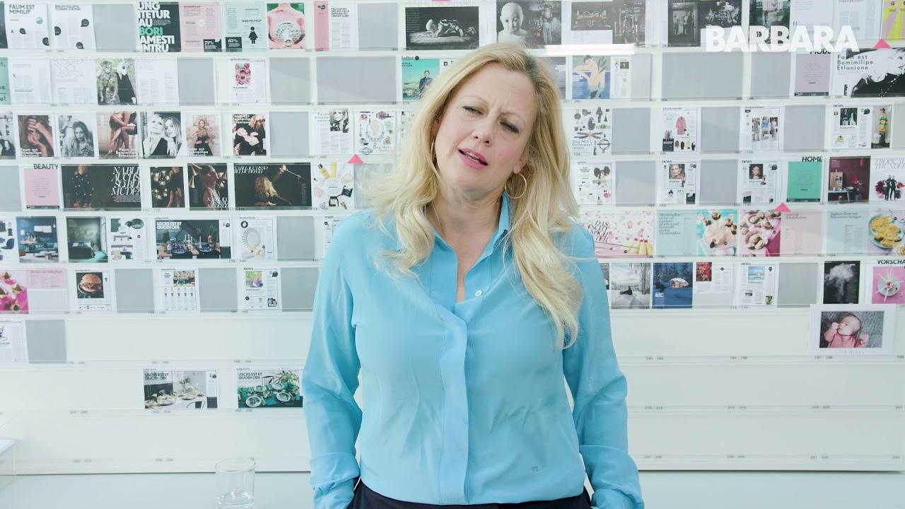 Barbara Schöneberger überPeeling - YouTube