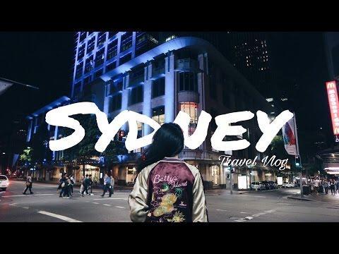 Follow me around Sydney ♥ #COLDPLAYSYDNEY ♥ - Travel Vlog