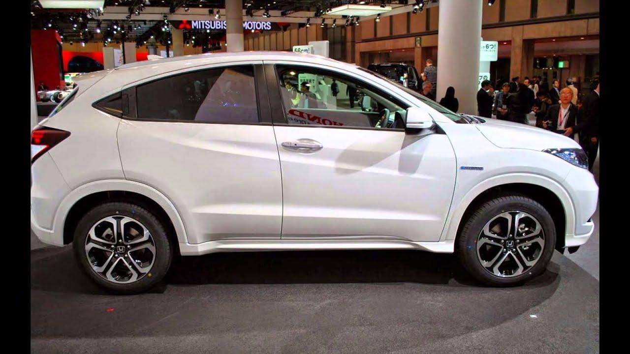 Honda Hrv Interior Dan Eksterior