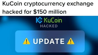 KUCOIN Cryptocurrency Exchange Hacked  for 150$ Millions. Bitcoin & Alts updates ETH resistance 365$