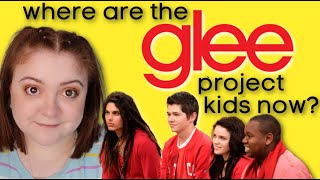 the glee project : where are they now? (season 1 and 2)