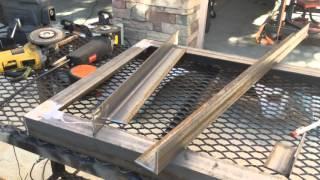Work Station / Tool Cart Construction