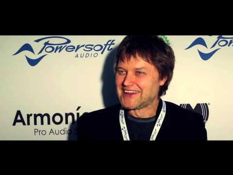 Powersoft Roadshow - Gen Velen