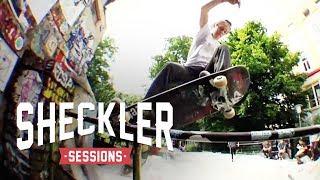 Planes, Trains, and Skateboarding   Sheckler Sessions: S1E5