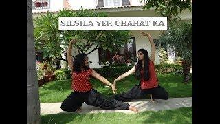 SILSILA YEH CHAHAT KA (VGo Trap Mix)  |  DYNAMIC DANCE DUO CHOREOGRAPHY