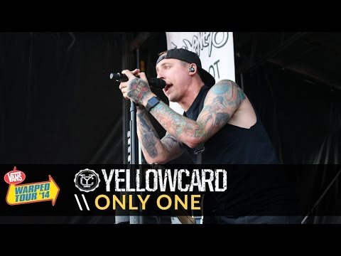 Yellowcard - Only One (Live 2014 Vans Warped Tour)