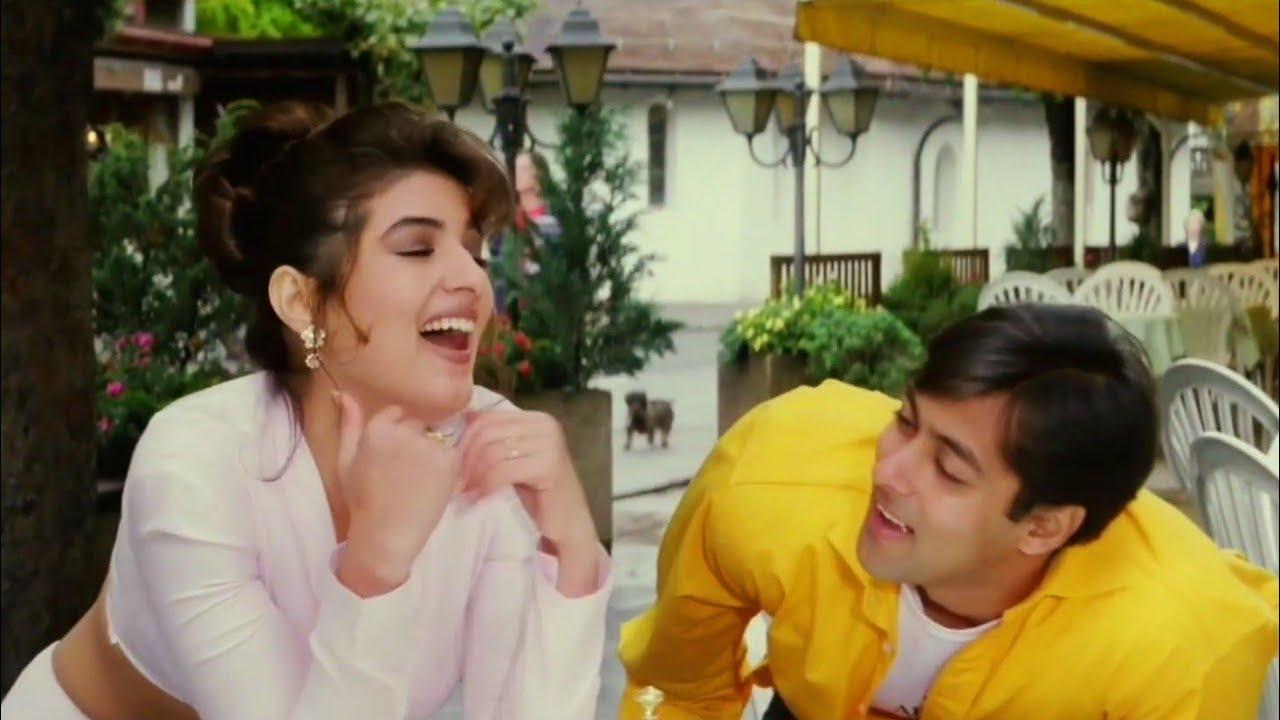 Download Is Dil Mein Kya Hai-Jab Pyaar Kisise Hota Hai 1998, Full HD Video Song, Salman Khan, Twinkle Khanna