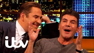 david-walliams-can-39-t-keep-his-hands-off-simon-cowell-the-jonathan-ross-show