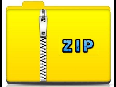 Как восстановить пункт подменю «Сжатая ZIP-папка»